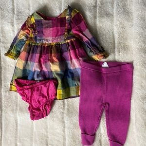Baby Gap outfit 3-6m